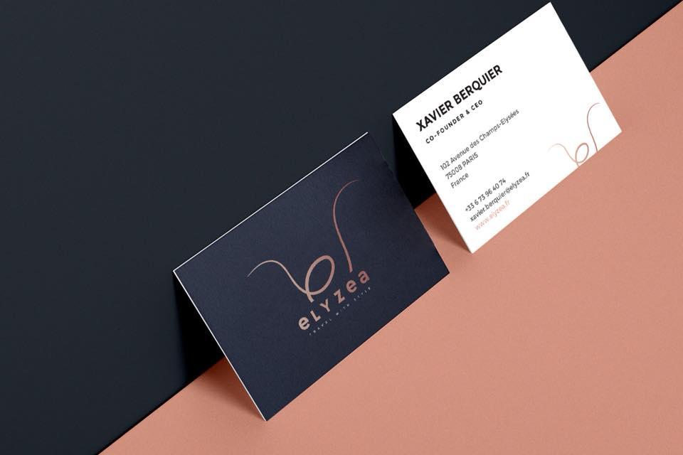 Business Cards Elyzea