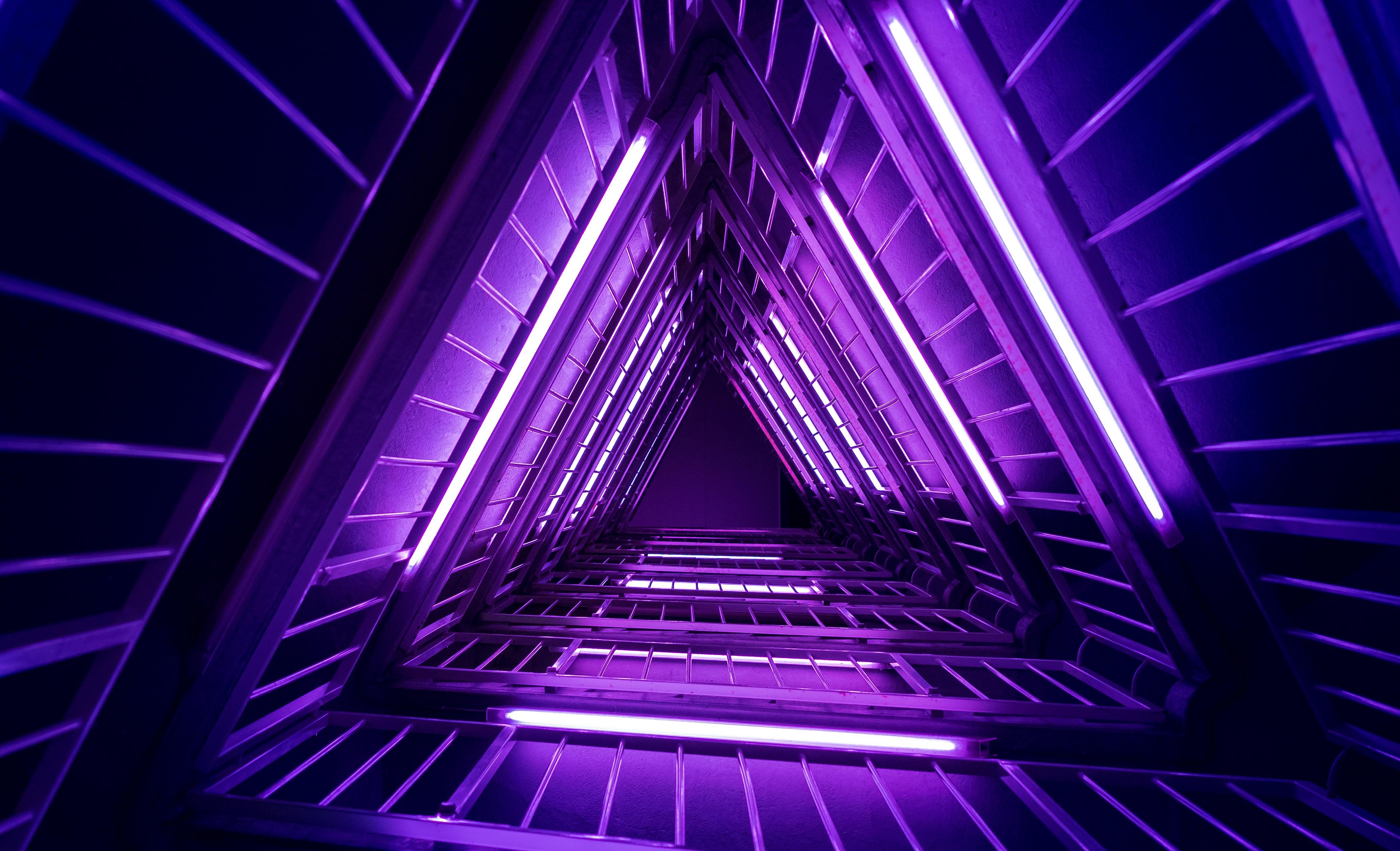 Violet Shapes