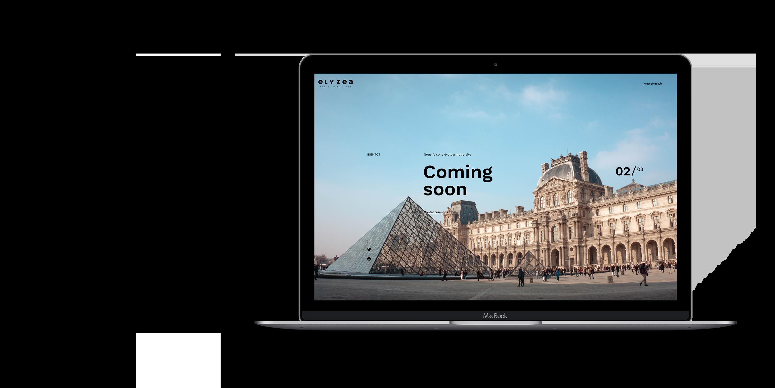 Website Elyzea